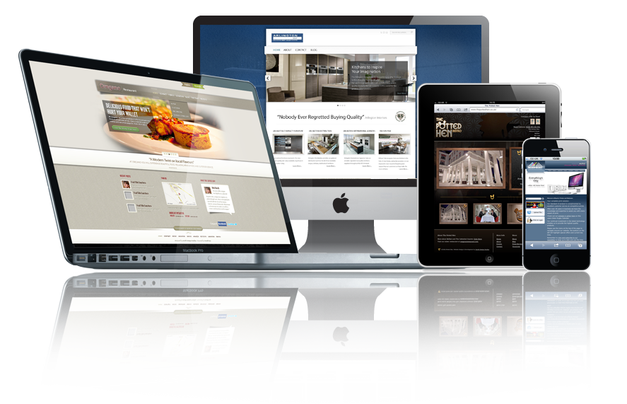 Local Website Design responsive-web-design