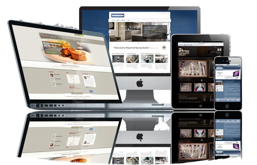Local Website Design responsive-web-design