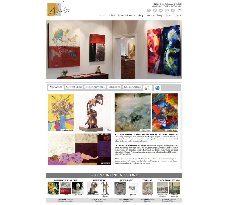 TAG Art Gallery